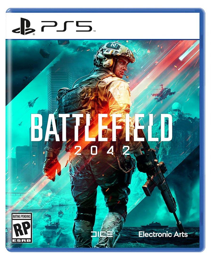 Battlefield 2042 PS5 $69.88 Amazon