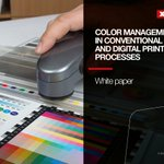 Image for the Tweet beginning: This #WhitePaper outlines the #ColorManagement