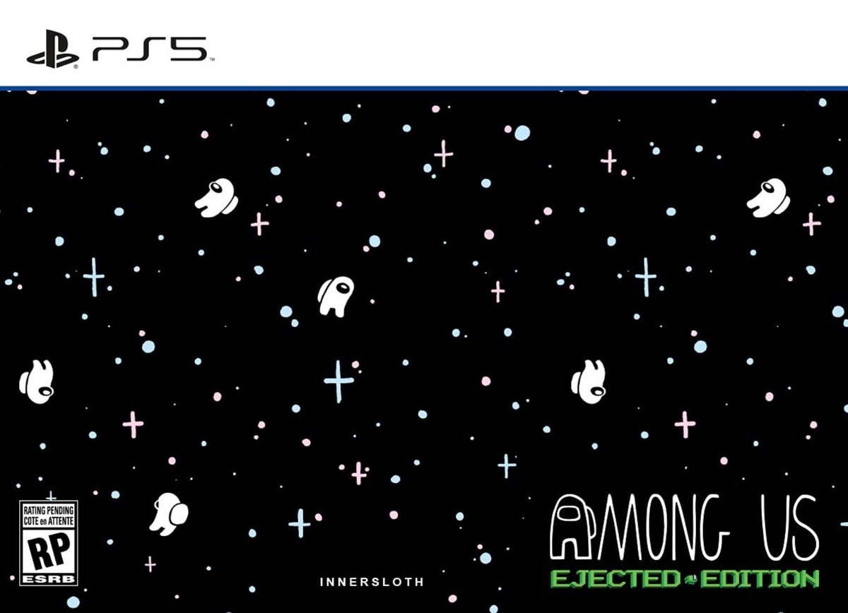 Among Us Ejected Edition PS5 $89.99 Amazon