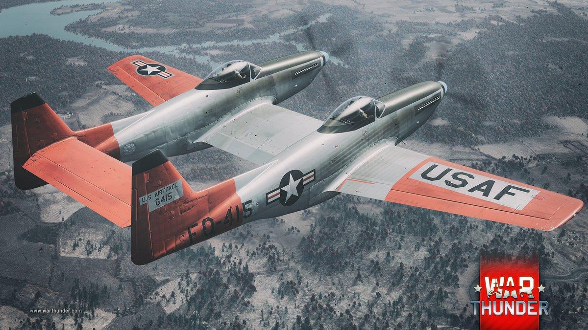 Vor 74 Jahren erhob sich die F-82 erstmals in die Lüfte. Ursprünglich als Begleitflugzeug für Bomber während des 2.WK konzipiert, kam die F-82 zu ein und wurde stattdessen zu Beginn des Kalten Krieges erfolgreich als Abfangjäger eingesetzt. https://t.co/zPqCpaGJbl