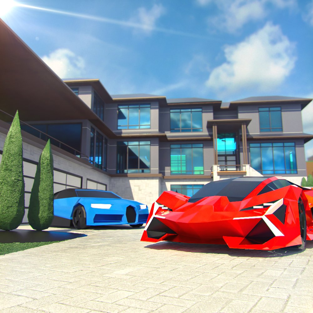 Buying Every Supercar In Mad City Roblox Mad City Update Humza On Twitter Level 4 House Tycoon Is Out Thanks For The Support