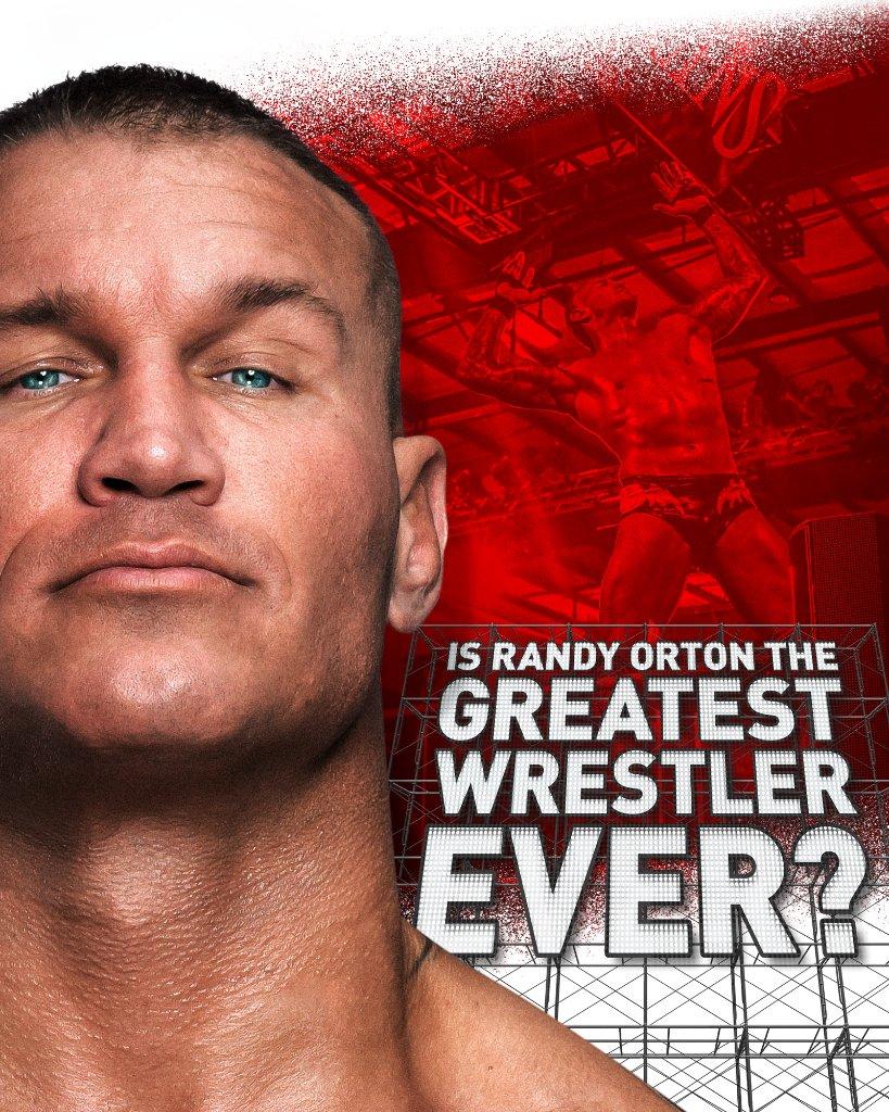 Crown him?  #WWERaw #WWEBacklash @RandyOrtonpic.twitter.com/vzQA8nZyoZ  by WWE Deutschland