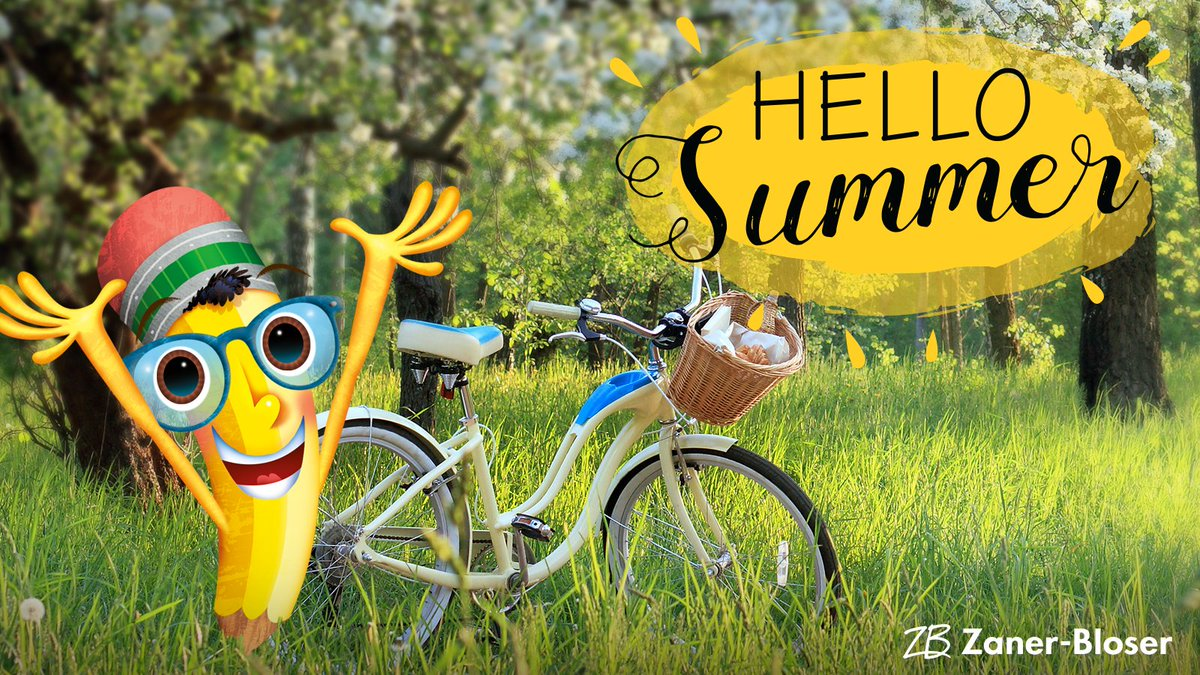 Happy First Day of Summer! ☀️ You can enjoy the outdoors AND stay a safe distance apart. Share your plan for summer with Zaney! https://t.co/jKynhPl8Yi