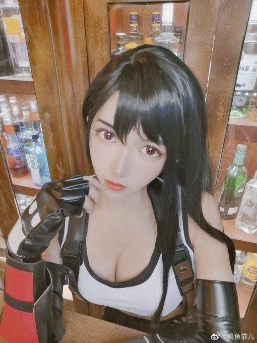 コスプレイヤー鳗鱼霏儿_ManUのTwitter画像106