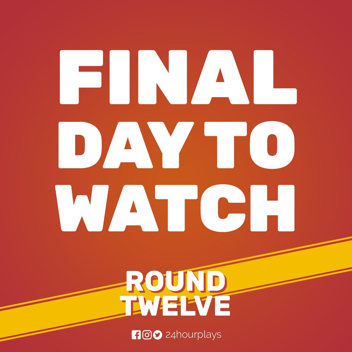Final day to watch #24ViralMonologues Round Twelve! Did you know they're on YouTube? ⏱➡️ youtube.com/playlist?list=…