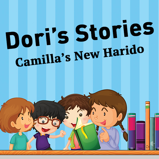 Check out our next video in our Dori's Stories series featuring Camilla's New Hairdo. Watch it now at https://t.co/FBKtFoUGny #TCSCC https://t.co/fSvYjQShD9