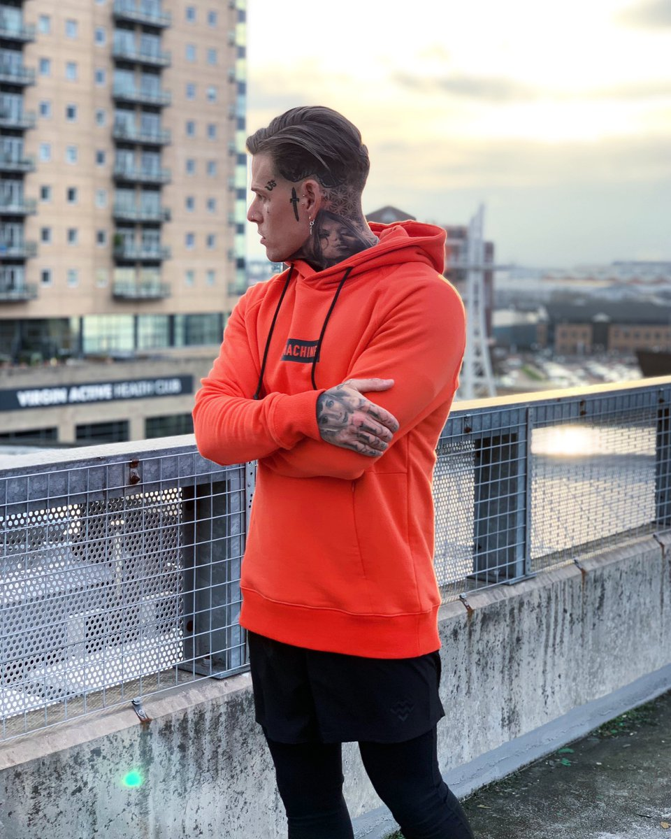 The Pursuit Tracksuit Collection. A new lightweight, fleece lined. Durable collection. Designed to perform. Free worldwide shipping when you spend £59/$79+ #MachineFitness https://t.co/cBNPeSmqaF