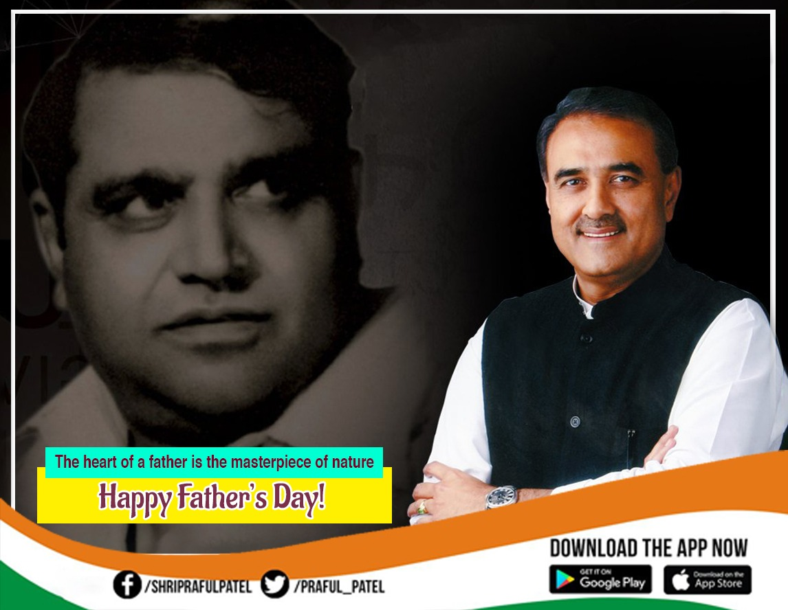 The word Father reminds us of love, respect, care, support, sacrifices, and much more. I cant express enough my gratitude for the life skills and values you have taught me. You left a legacy & lots of memories for us. Your Love will stay with us forever. #HappyFathersDay