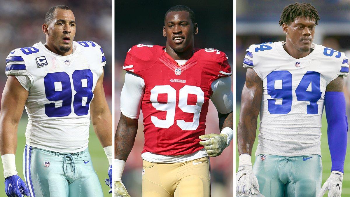 Cowboys tendrán buena competencia entre sus alas defensivas... ¿Quién será el titular en el lado derecho?  ➡️https://t.co/eq2FyA4C9h https://t.co/38PNHr4qo6