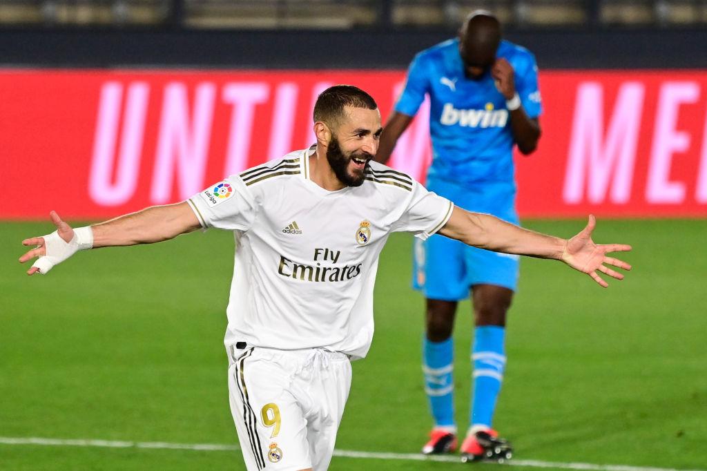 Xem lại Real Madrid vs Valencia, La Liga – 19/06/2020