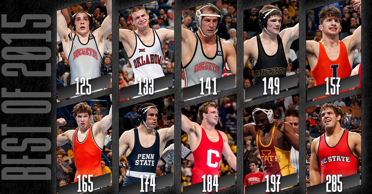 Who was the best wrestler of the 2015 #NCAAWrestling Championship? https://t.co/gM1tXnHdV2
