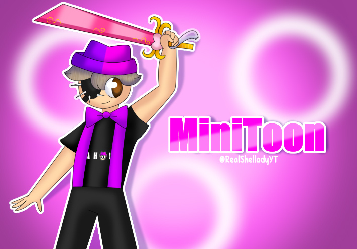 Minitoon Roblox Piggy Twitter Roblox Minitoon Fan Art