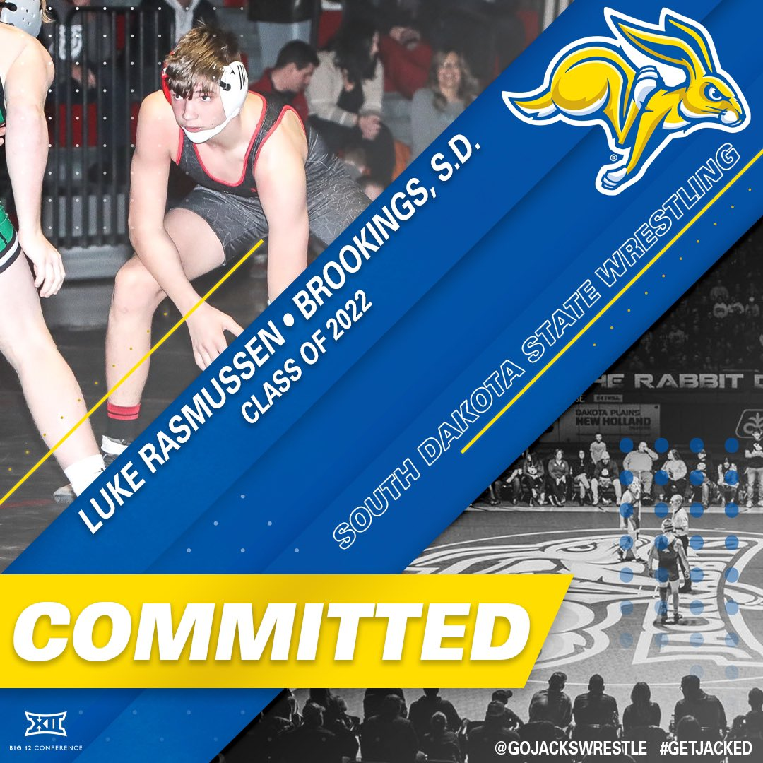 Proud to announce that I will be attending SDSU to continue my athletic and academic career @GoJacksWrestle https://t.co/yonmWi5Tom