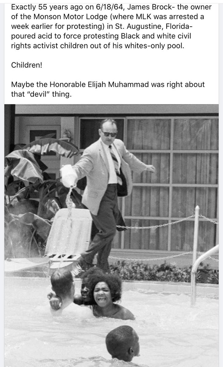This happened exactly 56 years ago on 6/18/64: https://t.co/0Pw7fVo3AF