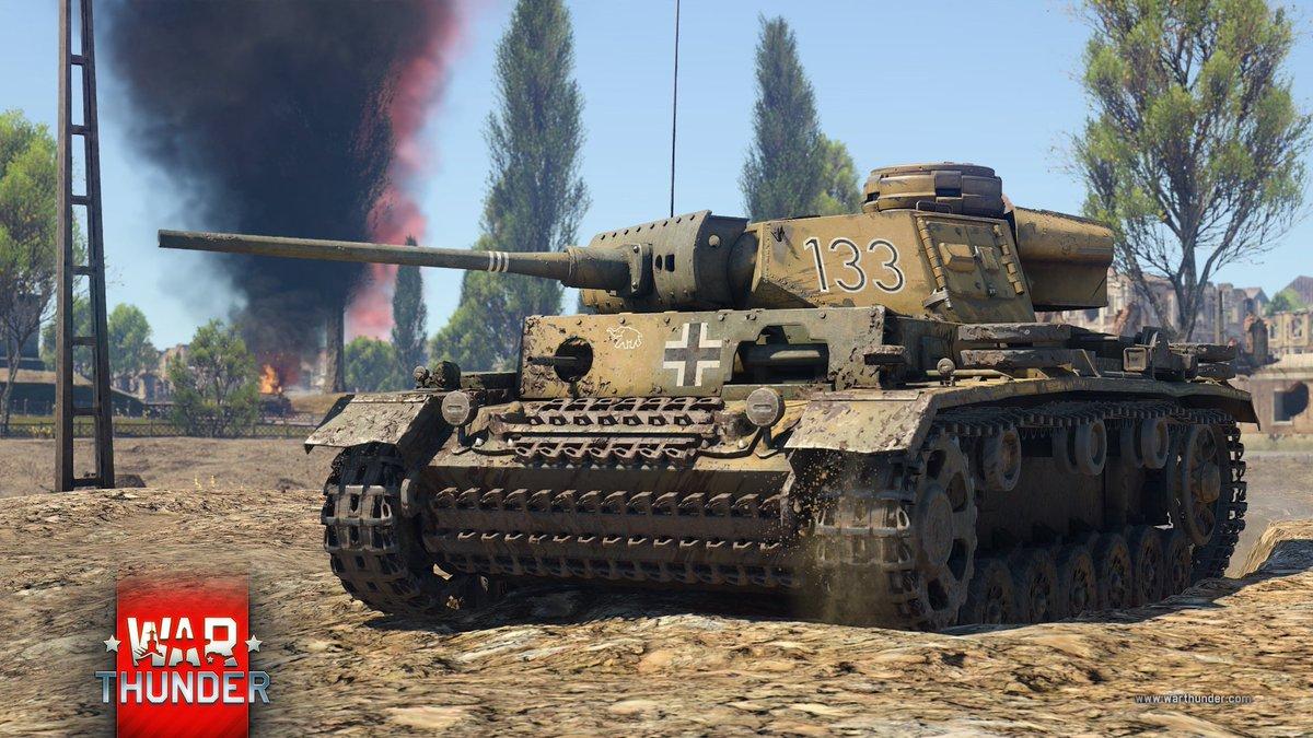 Vor 78 Jahren tauchte der 🇩🇪 Panzer III Ausf. L zum ersten Mal auf dem Schlachtfeldern des Zweiten Weltkrieges auf. Diese Variante bekam eine lange 5-cm-Kanone mit verbesserter Ballistik sowie eine verstärkte Panzerung der Turmfront. #WarThunder https://t.co/U5qResxY5g
