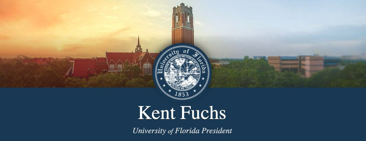 ANOTHER STEP TOWARD POSITIVE CHANGE AGAINST RACISM President Kent Fuchs statements.ufl.edu/statements/202…
