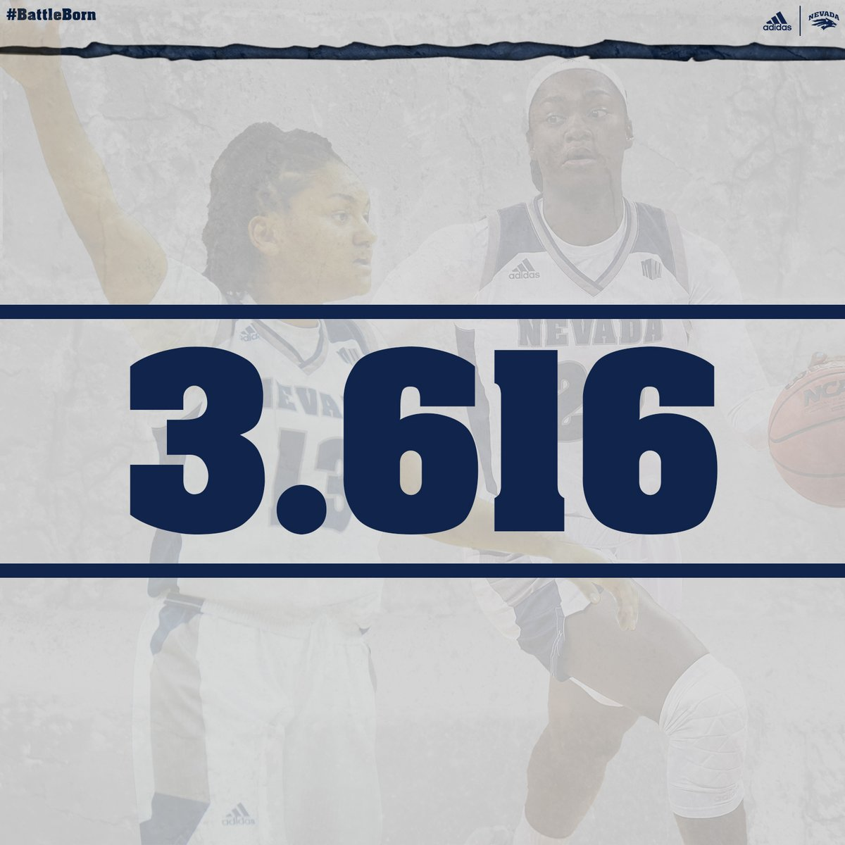 Shout out to our student-athletes who turned in on in the classroom (and at home) this past semester! 📚   #BattleBorn // #RunWithUs https://t.co/NiGcaB9NkR