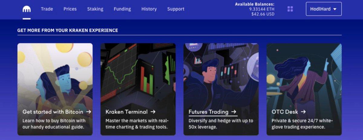 kraken digital asset exchange