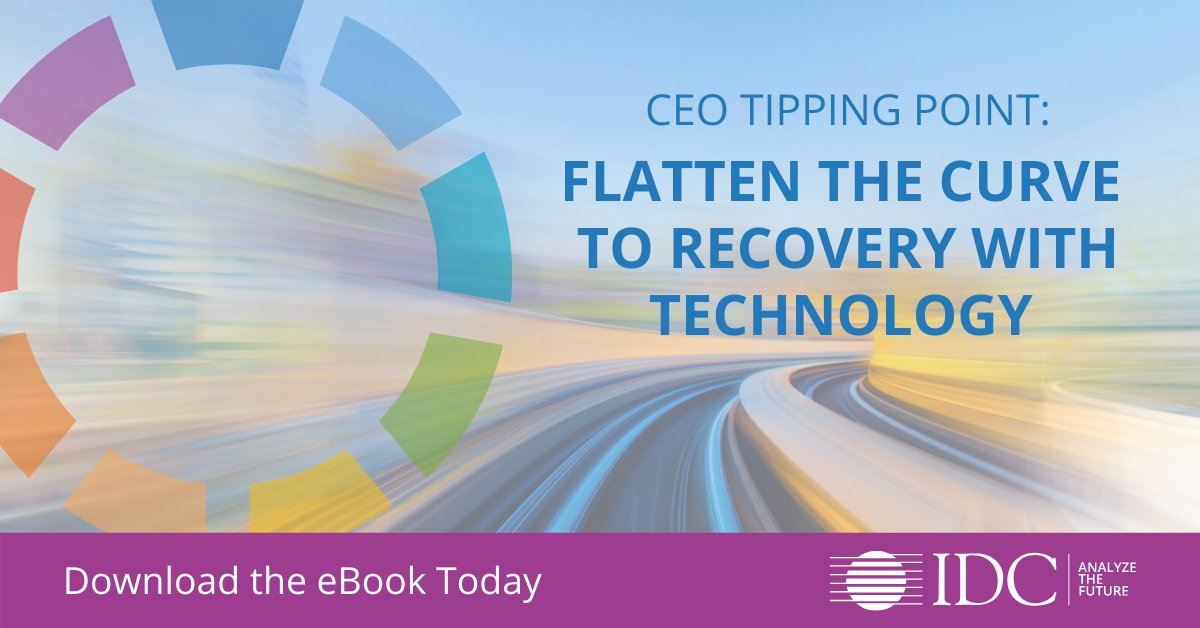 Every #CEO must decide. Follow tradition and cut costs during the recession, or leverage tech to flatten the curve and digitally transform. Access the advice: https://t.co/2H2QzplSDT https://t.co/ExTSAzisbN