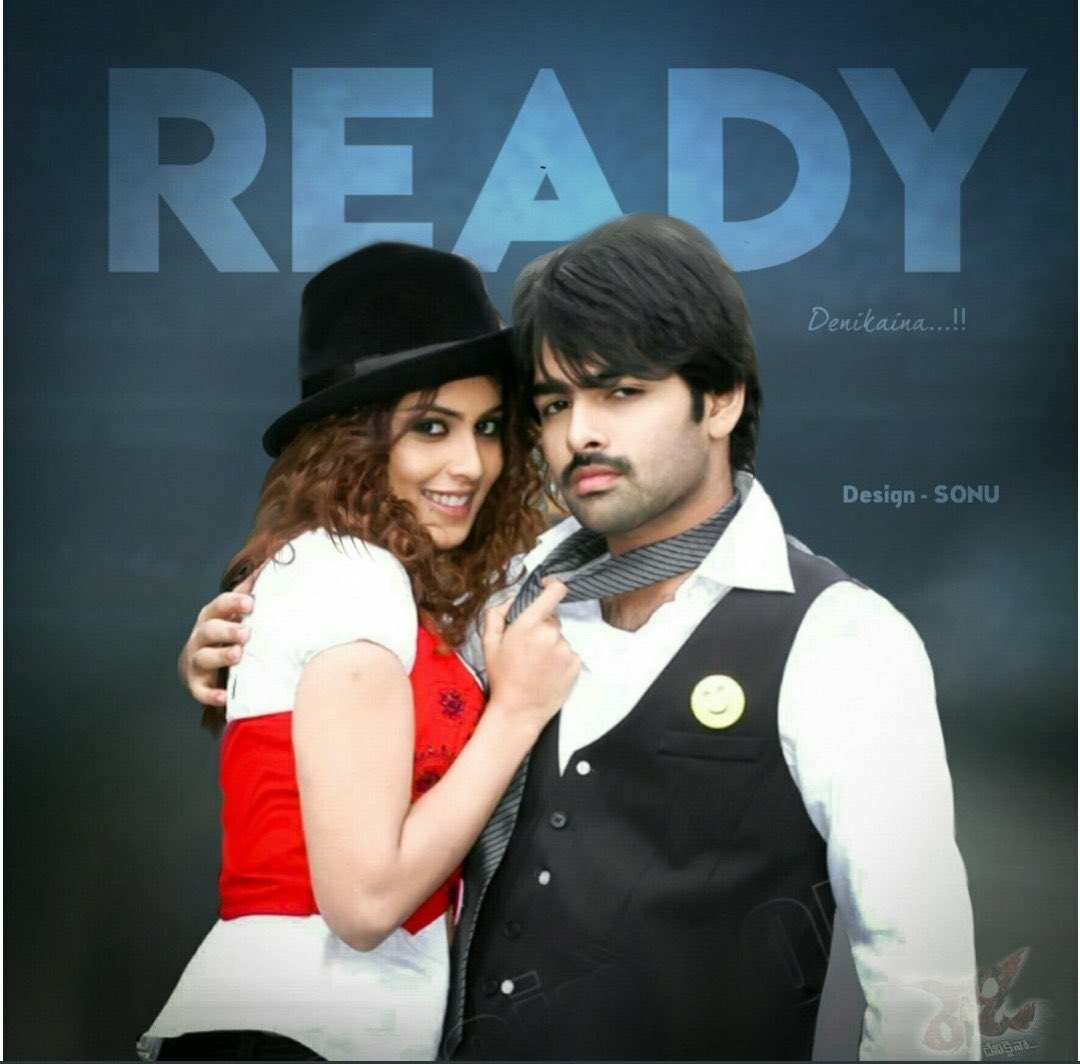 """Proud of """"READY"""" which played a big part in my career!! Thank u @ramsayz & @geneliad for creating  the Spell !!Thank u @SreenuVaitla for the great opportunity.. @ThisIsDSP u were the magic behind the success!! Our special thanks to Brahmanandam garu for living Macdowell Murthy!! https://t.co/Msq3kVp6q7"""