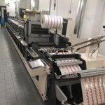 Image for the Tweet beginning: Leading #IvoryCoast flexible packaging printer,