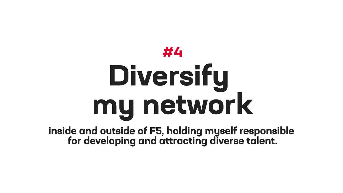 Diversity my network