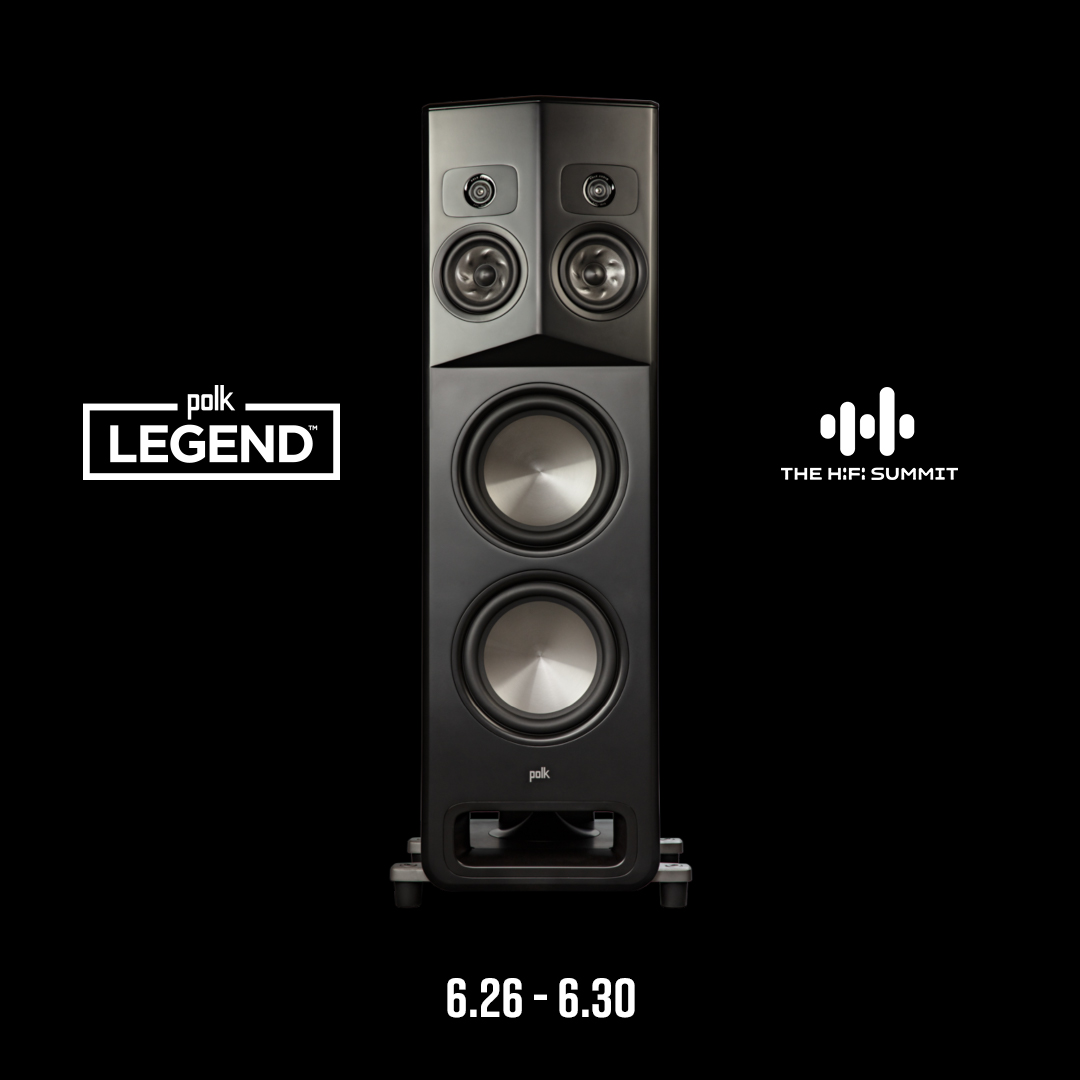 We will be one of the many exhibitors attending The HiFi Summit  What is the #HiFiSummit? It's the first ever online #HiFi #tradeshow which is scheduled for June 26th-30th.  Don't miss out, get your tickets today: https://t.co/AQ0A0XOn8g https://t.co/MkMRZsSuVS