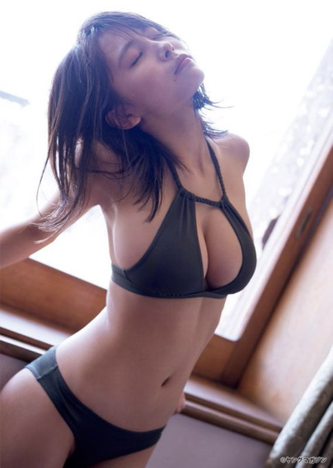 グラビアアイドル寺本莉緒のTwitter自撮りエロ画像22