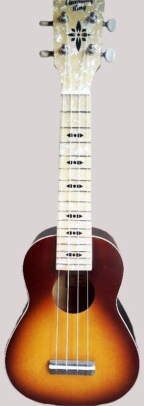 axl recording king soprano at ukulele corner
