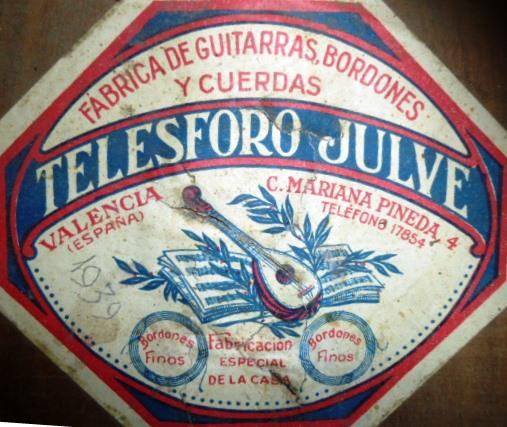 telesforo julve logo