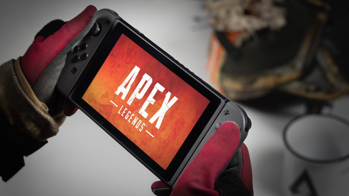 Choose your Legend, squad up, and fight your way to the top when @PlayApex comes to #NintendoSwitch this fall! https://t.co/bvvTF8zWPP