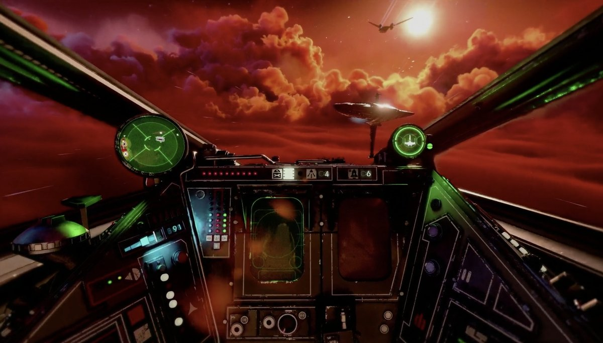 The first Star Wars: Squadrons gameplay footage shows off the starfighter action