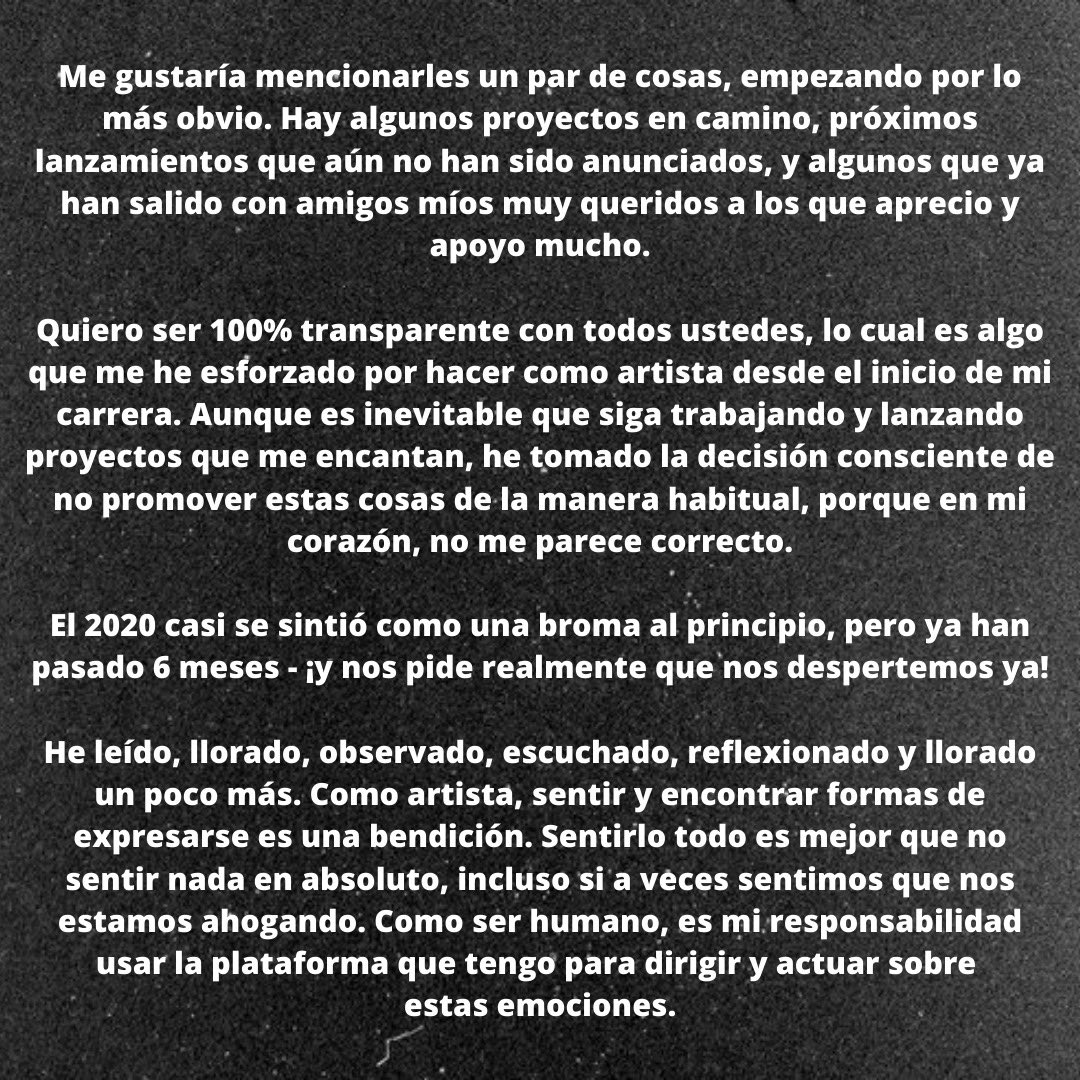 Mi verdad. ❤️