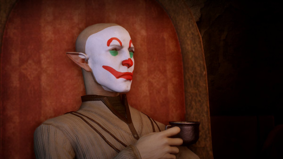 DA fans watching #EAPlay expecting actual news of Dragon Age 4 development <br>http://pic.twitter.com/NWQfi25SdE