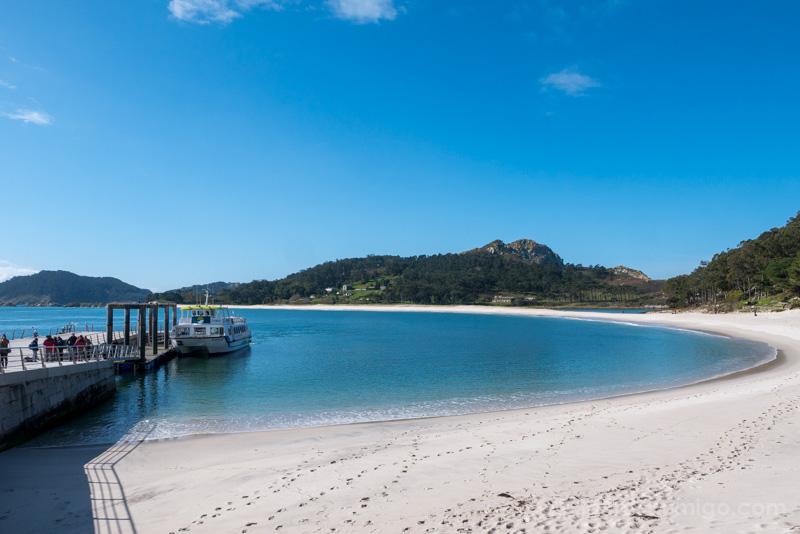 Si quieres playa, playas; si quieres caminar, rutas; si quieres vistas, miradores... bienvenido a las Islas Cíes 😍 #RíasBaixas
