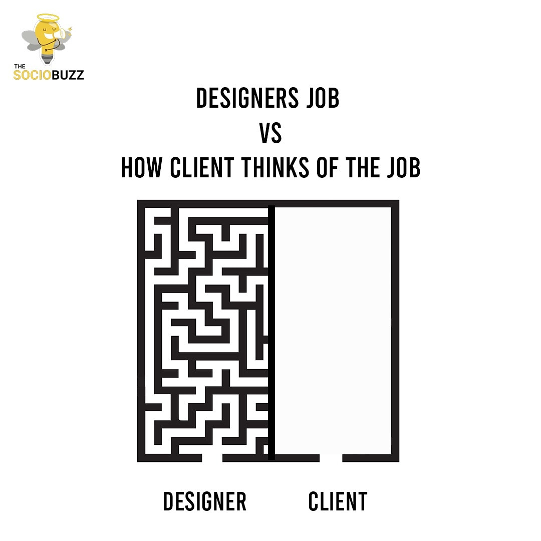 Client: Change everything, it's just a 5 minute job, isn't it? #agencylife #agency #clientdesignermeme #client #designer #digitalagency #designerslife #digitalnomadlife #creative #creativethinking #socialmediamarketing #graphicdesigner #WorkFromHome #digitalmarketing #businesspic.twitter.com/7xqdy1V1dr