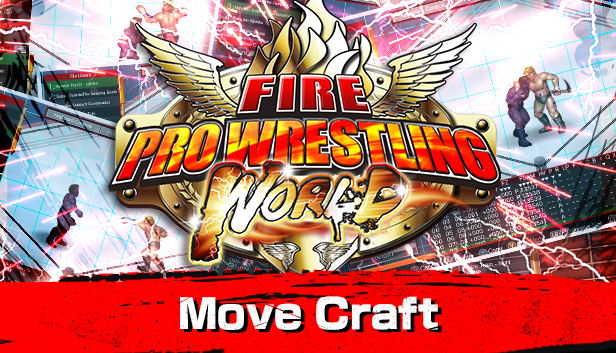 The future of Fire Pro is in your hands! Free Move Craft DLC now available on Steam and PS4 (NA)! *EU version launches 6/23.  Tutorial Video: https://bit.ly/30SFys5 Manual: https://bit.ly/39TsFPd PS4 Page: http://bit.ly/2NLs21Z Steam Page: https://bit.ly/2YPbfzJ #FirePropic.twitter.com/Gjc87plRrX  by FirePro(ファイプロ)