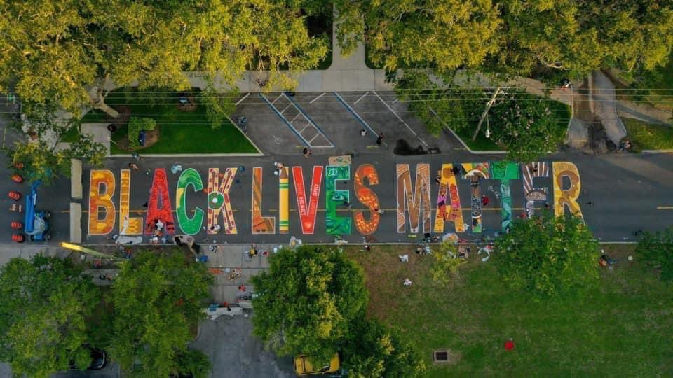 Black Lives Matter in St. Petersburg, FL ✊🏾 https://t.co/UFUEm53ntt