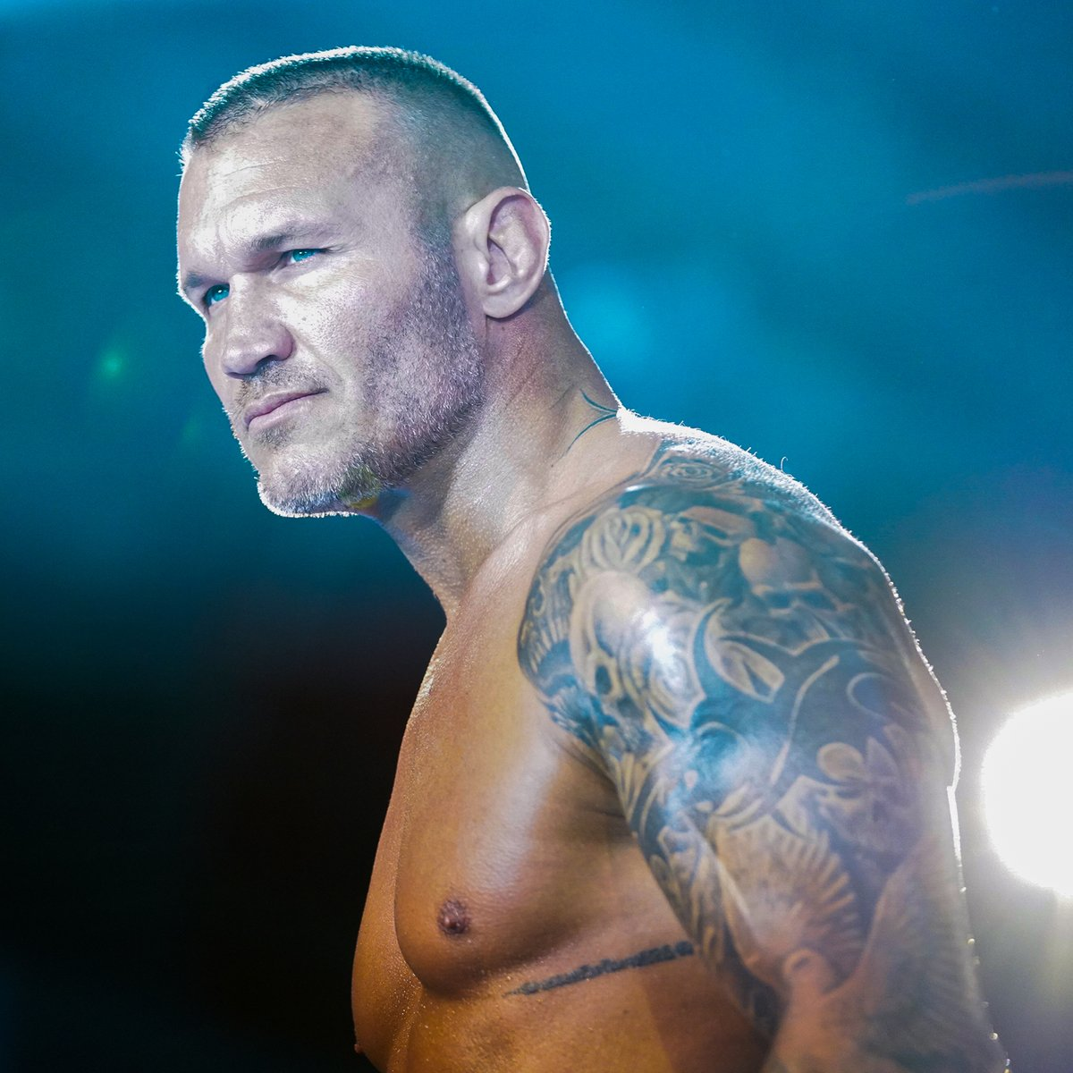 Is @RandyOrton the GREATEST WRESTLER EVER?    #WWEBacklash pic.twitter.com/V58sUIOavH  by GGVision