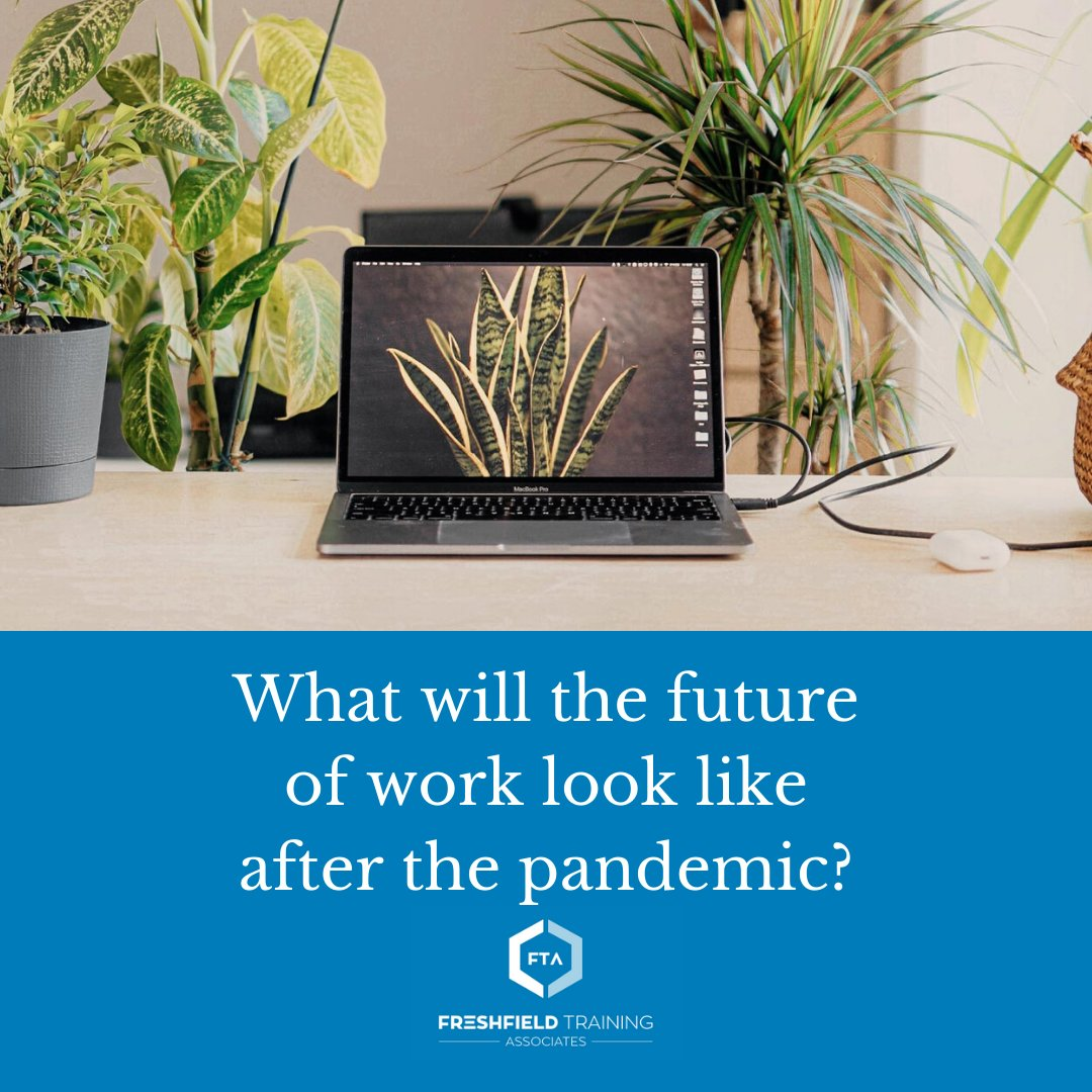From homeworking to remote wellbeing and virtual methods of communication, the coronavirus pandemic has forced employers and employees to adapt to an entirely new way of working...  Read more: https://t.co/iYvq66Mtmc https://t.co/T3Nku7dMH9