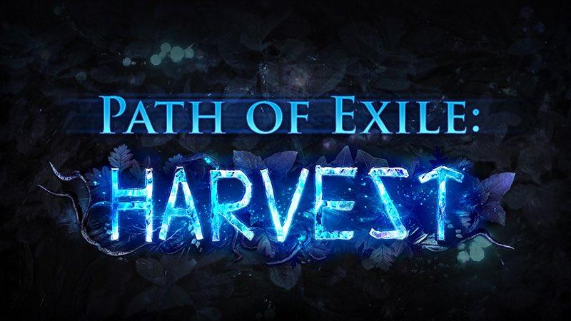 Новая лига в Path of Exile - Жатва