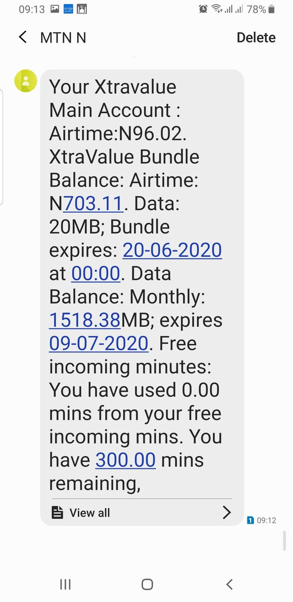Mtn Nigeria Support On Twitter Y Ello I Am Sorry For Any Inconvenience This Might Have Caused You Please Bear With Us As The Issue Is Still Receiving Attention From Our Support Team