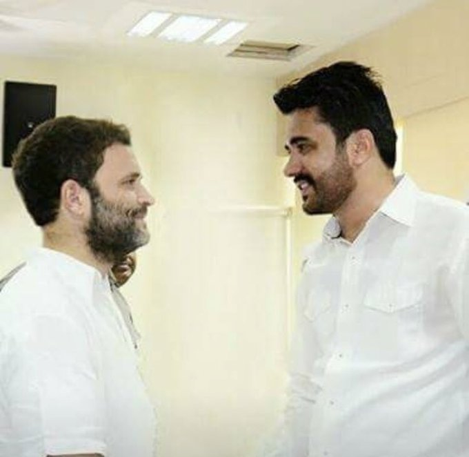 A Very Happy Birthday to the brave and fearless Leader Sh Rahul Gandhi ji