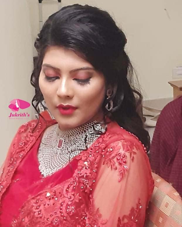Bridal Makeover Wedding Makeup Artist Chennai Jukrith Twitter