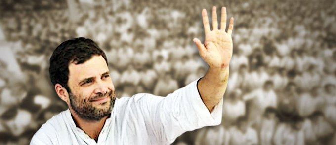 Happy Birthday Rahul Gandhi Sir... God bless you... Live be long and always be happy...!