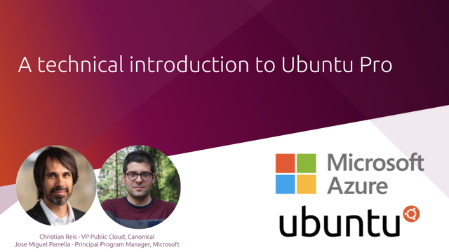The way in which IT and Security teams need to approach software provenance, patching and compliance has changed with the adoption of open source.   Join us to learn how Ubuntu Pro for Azure can help address these challenges.   https://t.co/C4jXKMGvX6 https://t.co/2YDoNDdACm