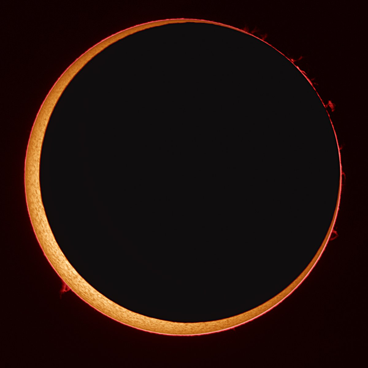 #IAUoutreach Numerous NOCs are supporting observations of the 21 June 2020 eclipse with livestreams, in-person events and educational resources See the NOC Eclipse Resource webpage here: iau.org/public/noc/ecl… Image credit: Stefan Seip