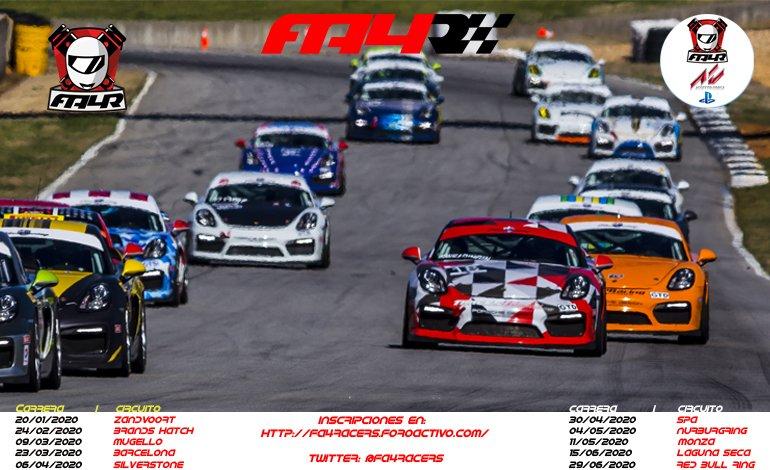 Final del campeonato de Porsche en #AssettoCorsa #PS4 con victoria de la carrera de @verwend2 y el campeonato que ha caido en manos de @Dieghofx. Enhorabuena a ambos por sus magnificos resultados... https://t.co/KU8RQwdyui