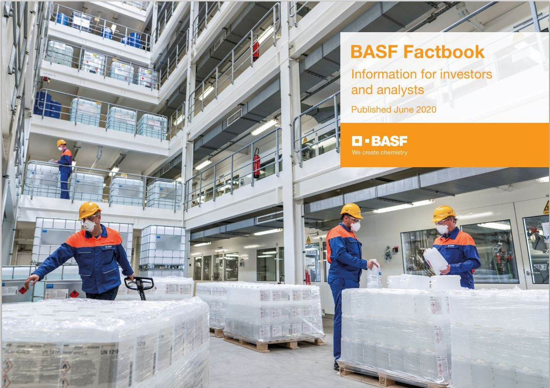 Just released: latest edition of the #BASF Factbook https://t.co/WddX9KX5Rf $BASFY https://t.co/y7GuQtGiLR
