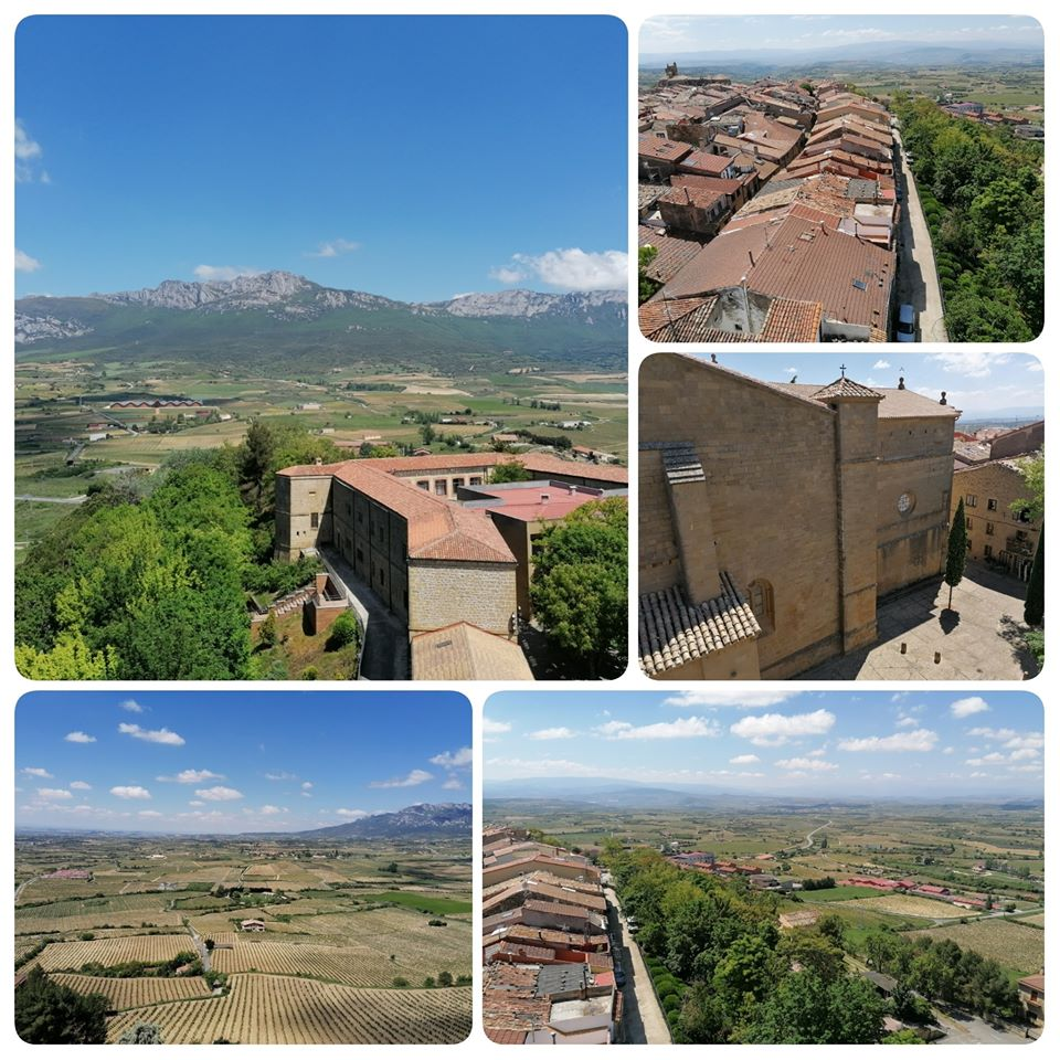 ¡Merece la pena subir! Visita la Torre Abacial. Reservas en oficina de turismo de Laguardia. Tel. 945/600845 #Laguardia #RiojaAlavesa #TorreAbacial #Alava #Euskadi https://t.co/njnBhQHKej